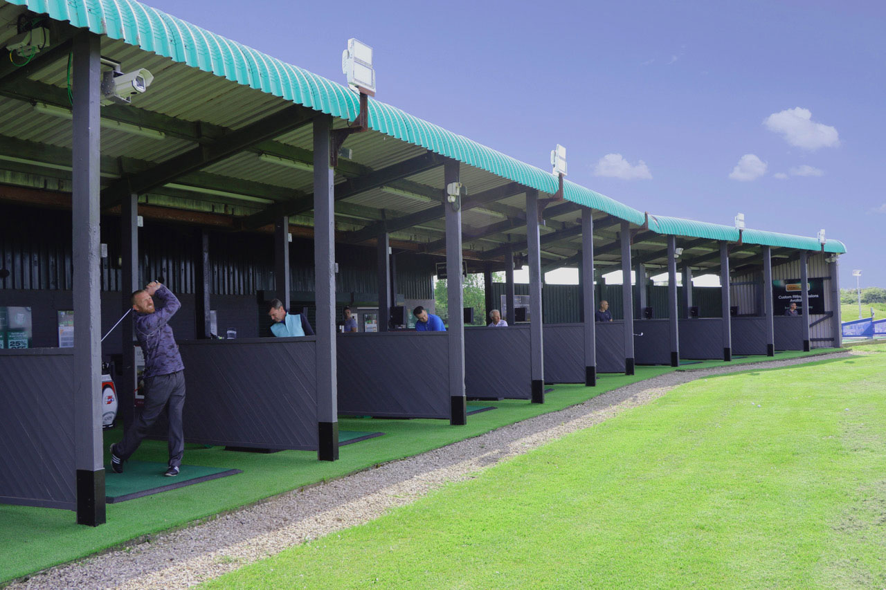 moreton hills golf centre driving range wirral academy coaching golfing